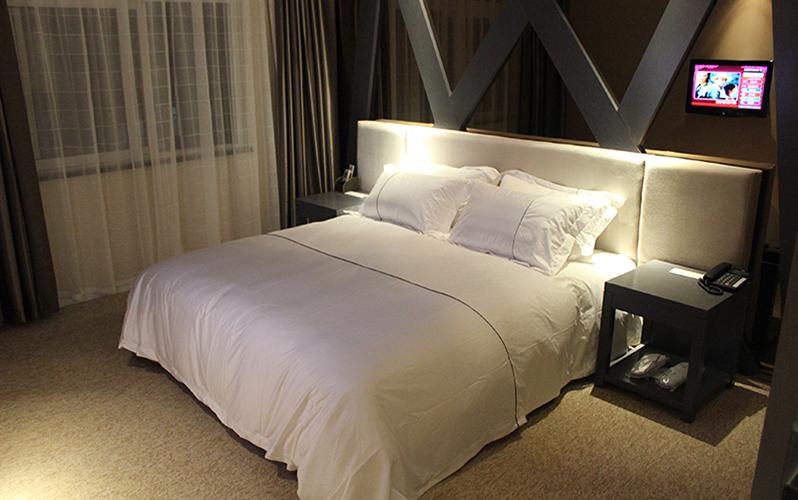 酒店大床房照片
