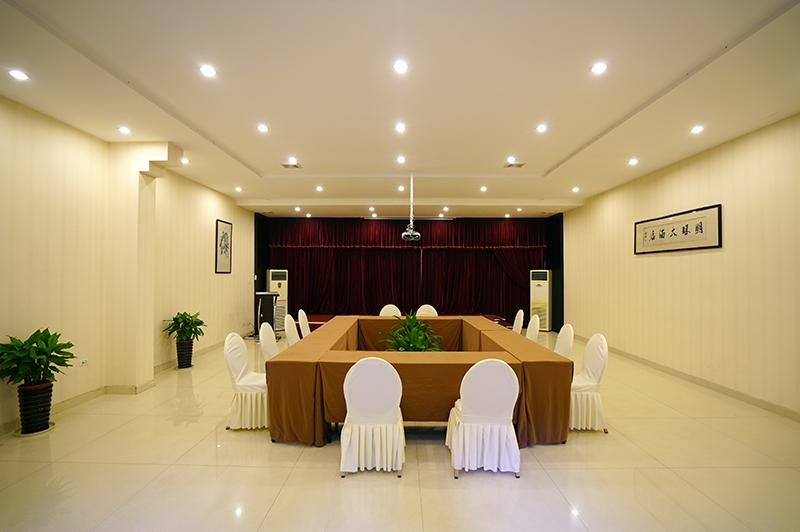精品酒店会议室